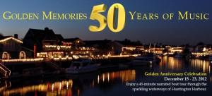Huntington Harbour Cruise of Lights 2012