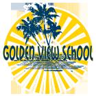 Golden view School Logo