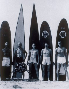 'Boys and their boards', by Ray Leighton