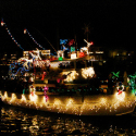Huntington Harbour Boat Parade 2015 Videos